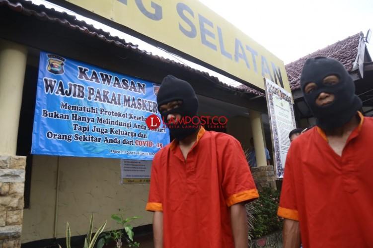 Dua Nelayan <i>Nyambi</i> Jual Togel Mengaku Sebatas Hiburan