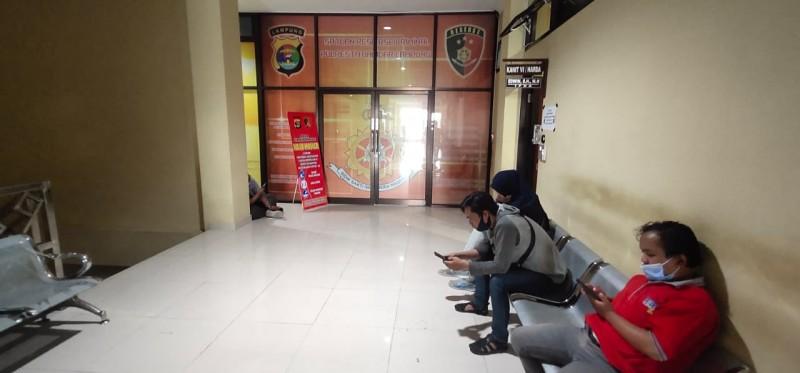 Dua Pegawai Dinas PTSPProvinsi Lampung Terjaring OTT
