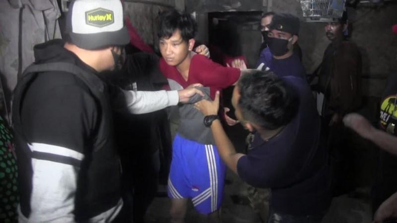 Dua Pencuri Motor Lampung Dibekuk Setelah Buron ke Jawa