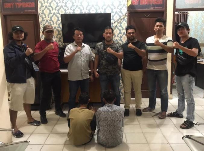 Dua Pembobol Warnet di Liwa Ditangkap