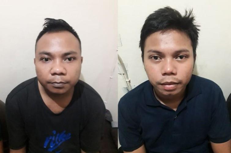 Dua Pemuda Diciduk Usai Beli Sabu dari Ampai