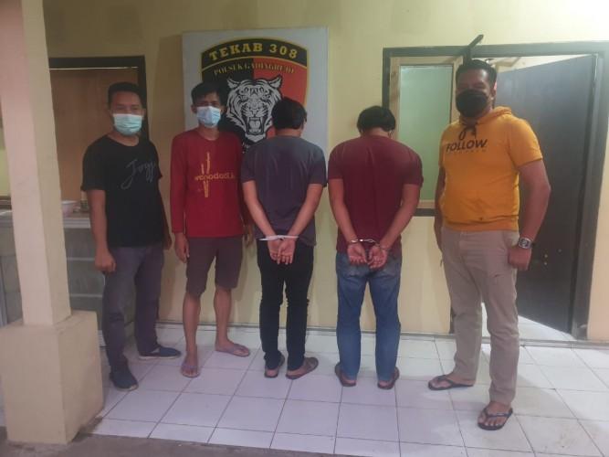 Dua Penadah Barang Curian Dibekuk, Pencuri Masih Pengejaran