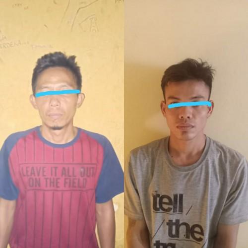 Dua Pencuri di Desa Kekiling Dibekuk Polisi