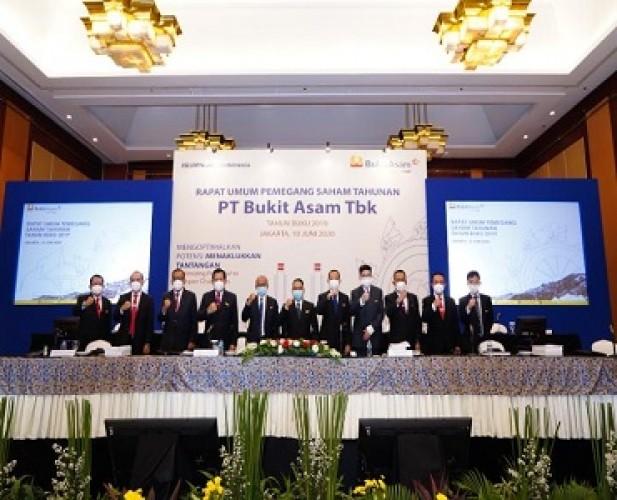Dua Putra Lampung Masuk Jajaran Pimpinan PT BA