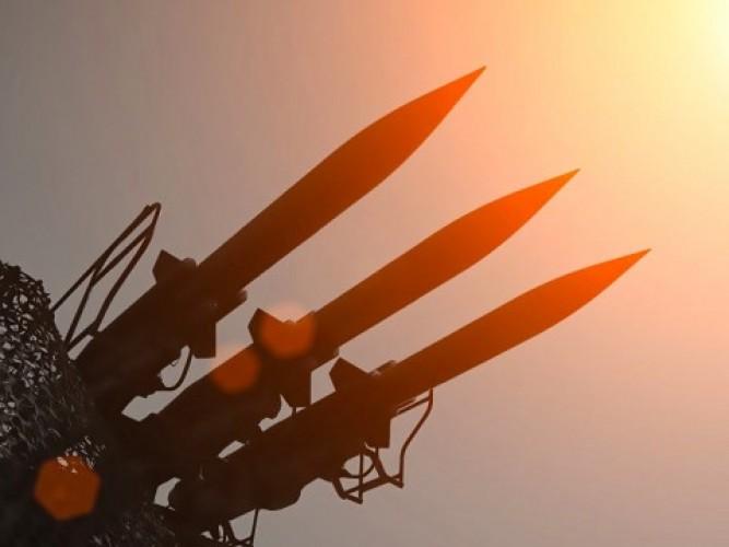 Dua Roket Hantam Kedubes AS di Baghdad
