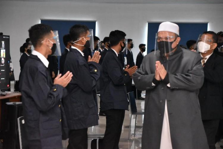 Dua Tahun IIB Darmajaya Pertahankan Predikat PTS Terbaik di Bandar Lampung