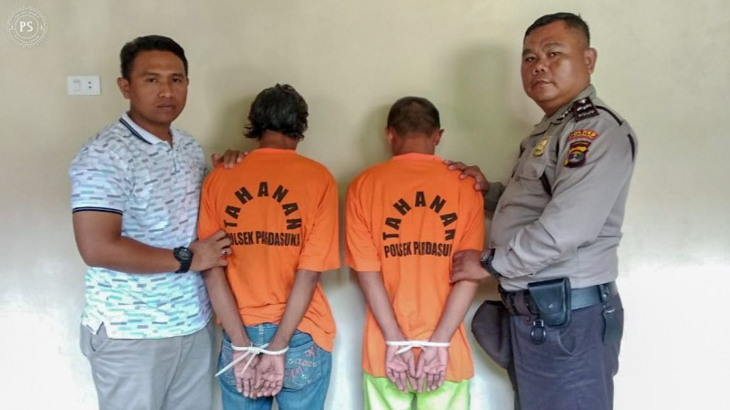 Dua Tersangka Pencabulan Anak di Pringsewu Ditangkap