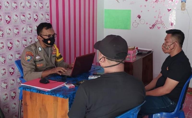 Dua Warga Gunung Alip Diperiksa Polisi lantaran Gelar Hajatan Tanpa Prokes