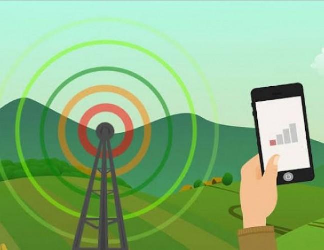 749 Desa di Lampung Belum Tersentuh Internet