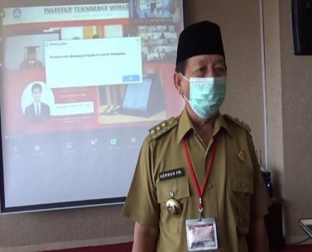 Dukungan Pendidikan, Itera Anugerahkan Adi Karsa Madya kepada Wali Kota Bandar Lampung