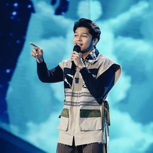 Dukungan Warga Lampung Loloskan Mark Idol ke Top 9
