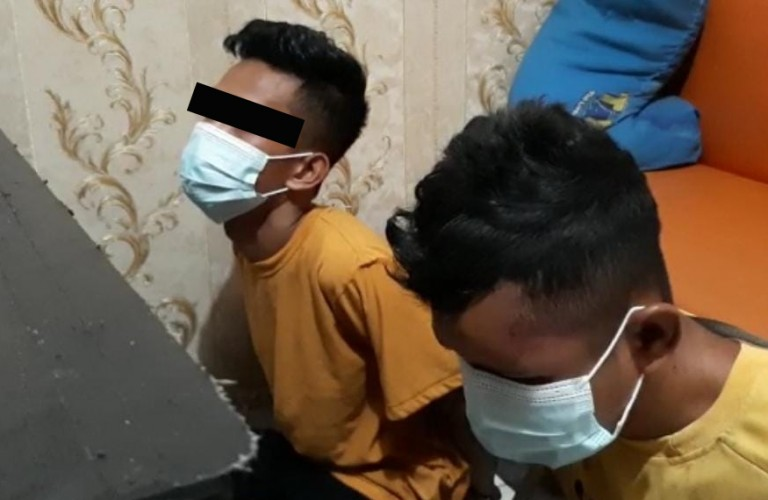 Duo Jambret Asal Pesawaran Dibekuk