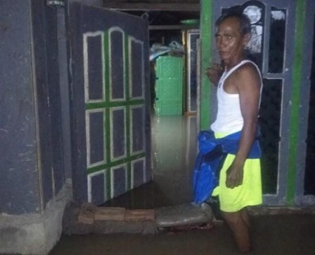 Dusun Kualajaya Sudah Hampir Sebulan Dilanda Banjir Rob