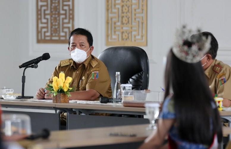 Duta Pariwisata Lampung Dituntut Promosikan Potensi Daerah