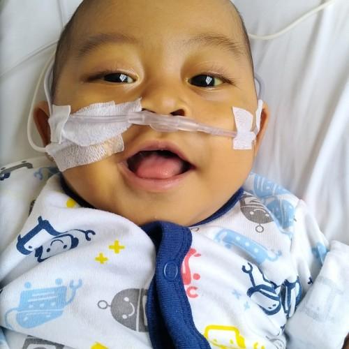 Dzili Harapkan Bantuan Untuk Transplantasi Hati