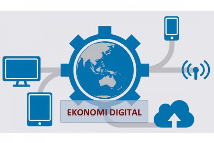 E-Digital RI Tembus 40 Miliar Dolar!