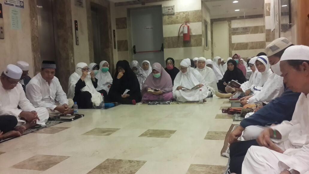 Sebelum ke Armina, 16.497 Jemaah Indonesia Tarwiah