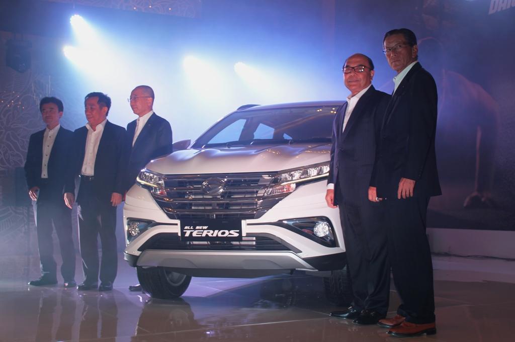 Daihatsu All New Terios Resmi Mengaspal