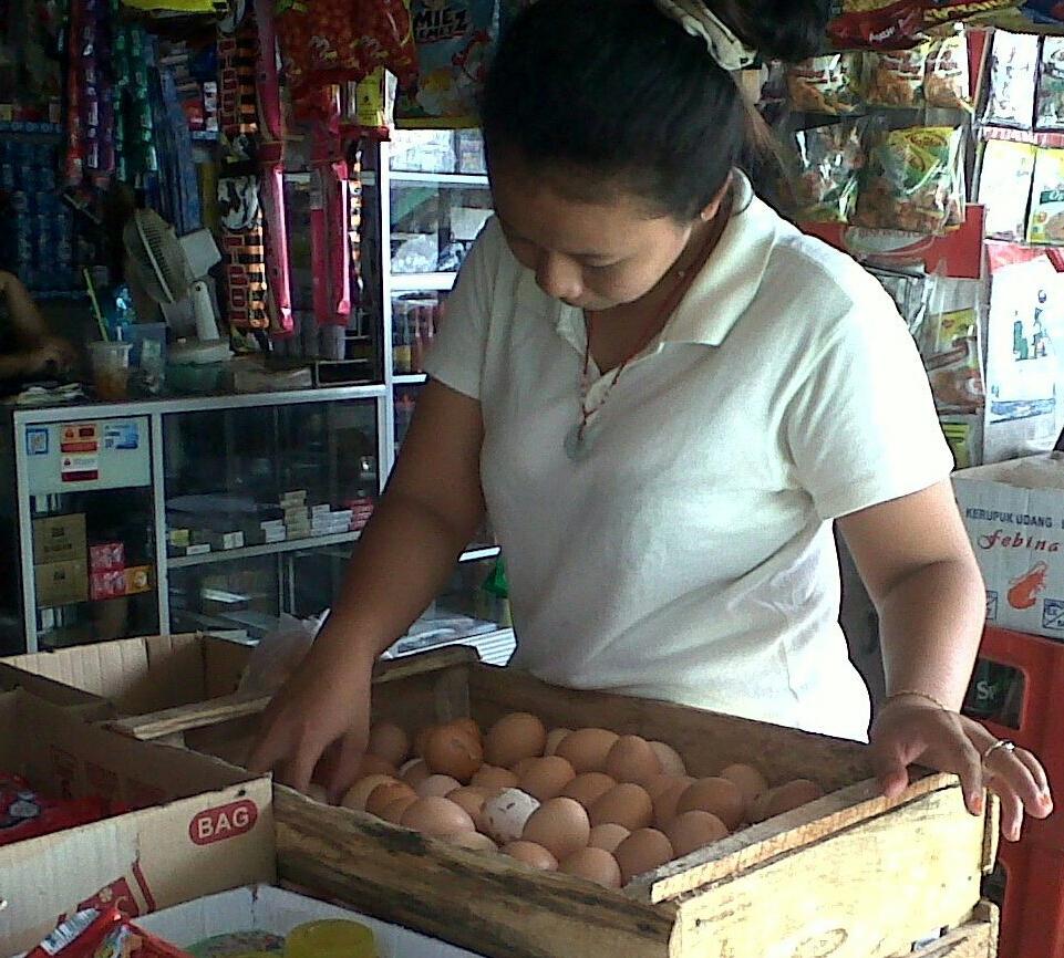Harga Telur di Lampung Selatan Kembali Naik