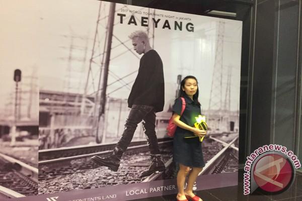 Taeyang Konser Solo di Jakarta Membawakan Lagi Bigbang