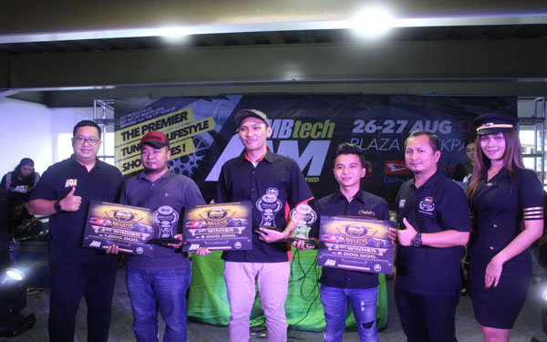 MBtech Awards-IAM MBtech 2017 Balikpapan Raih 3 Juara Modifikasi