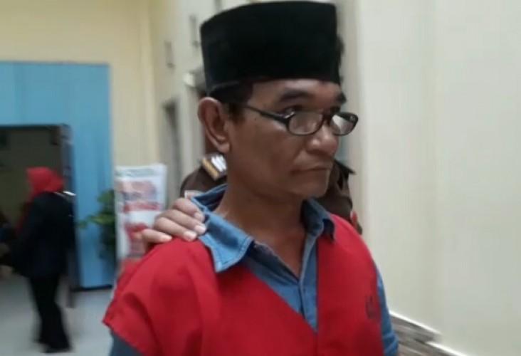 Edarkan Narkoba, Warga Aceh Dituntut 20 Tahun Penjara