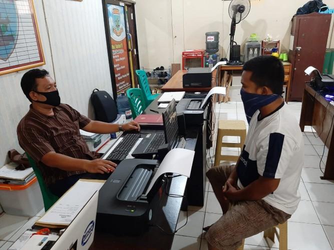 Edarkan Sabu, Oknum PNS Dishub Lampura Dibekuk Polisi