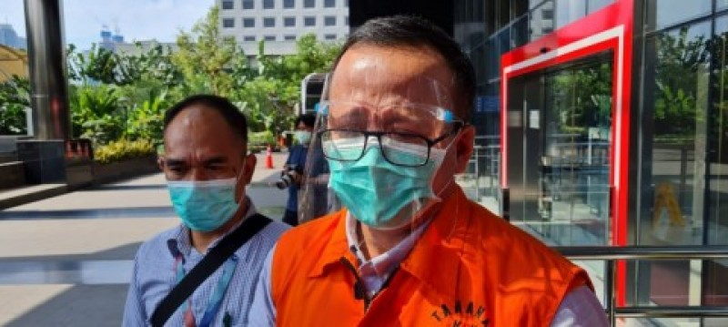 Edhy Prabowo Ajukan Banding