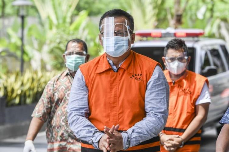 Edhy Prabowo Mengeluh 2 Bulan Tak Bertemu Keluarga