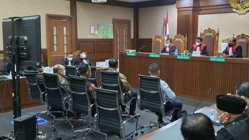 Edhy Prabowo Tetap Merasa Tak Bersalah Usai Tuntutan