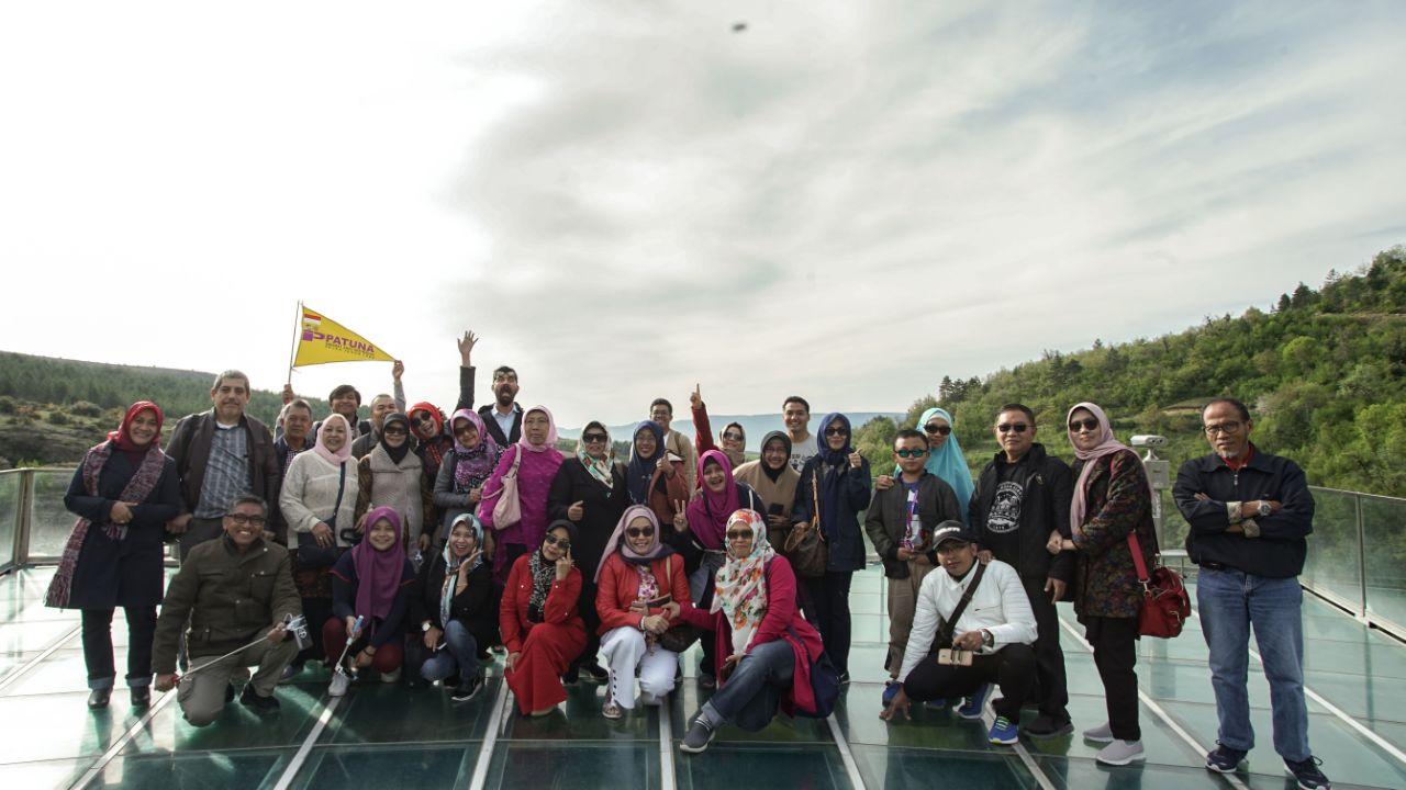 Nikmati Paket Wisata Lokal Lampung Bersama Patuna Tour & Travel