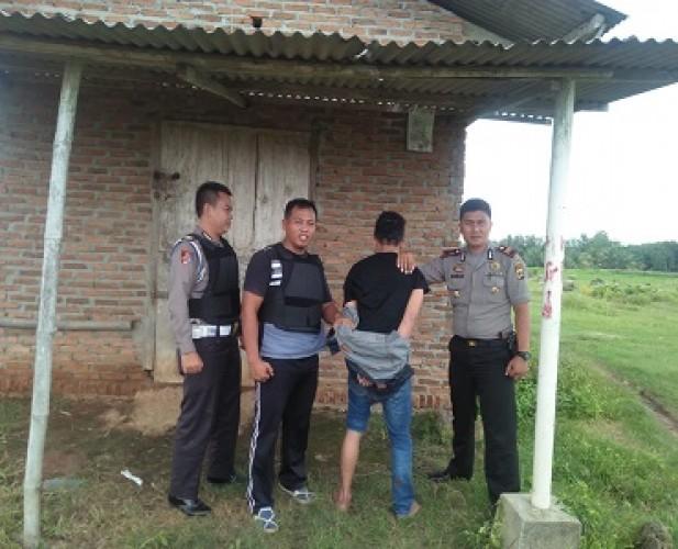 Efek Imbauan Tegas Polda, Dua Tahanan Polsek Natar Ditangkap