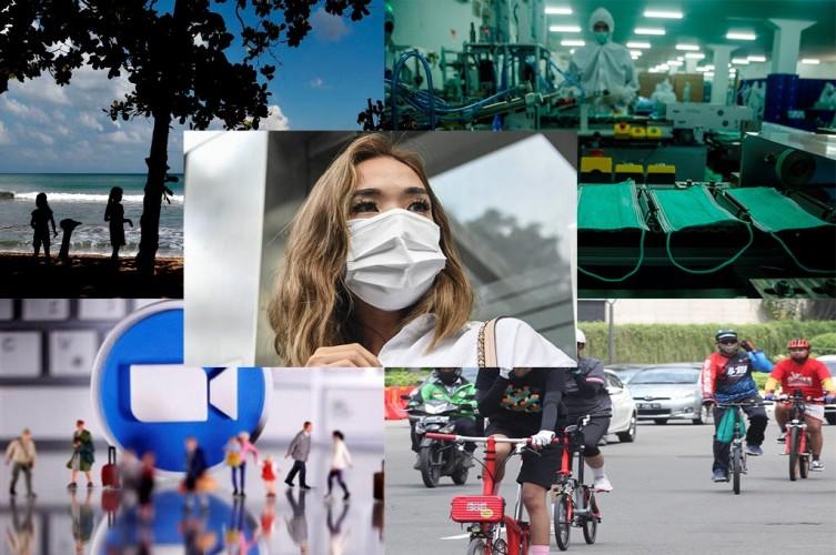 Efek Pandemi, Harga Masker Menggila hingga Heboh Video Porno Gisel