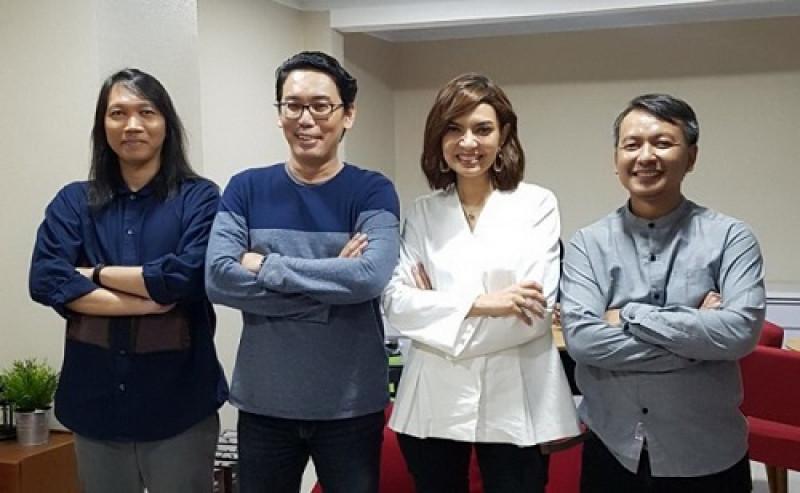 Efek Rumah Kaca dan Najwa Shihab Buat Lagu Kolaborasi