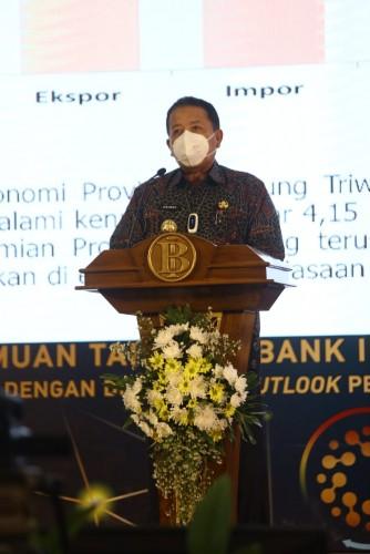 Ekonomi Lampung Bertahan di Masa Pandemi