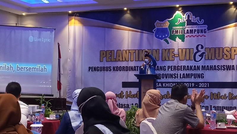 Ekonomi Mandiri Menjadi Fokus PMII Lampung