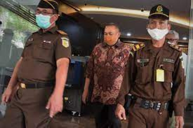 Eks Gubernur Sumsel Ditahan Kejagung sebagai Tersangka Dugaan Korupsi Gas
