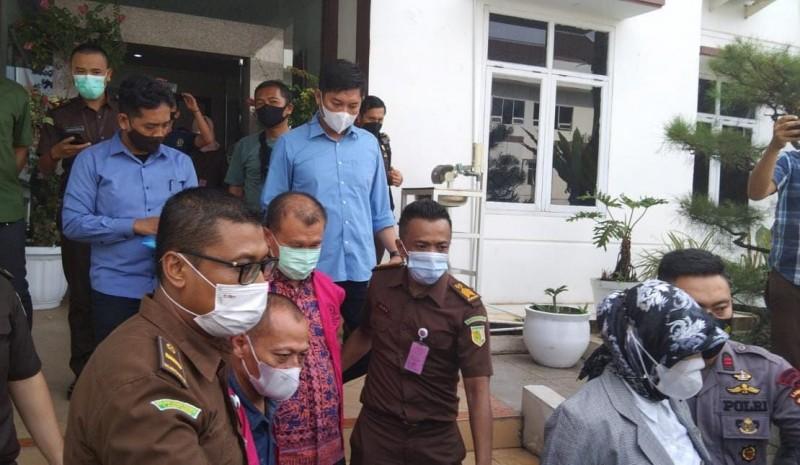 Eks Kadis Ketahanan Pangan Ditahan dalam Kasus Korupsi Benih Jagung