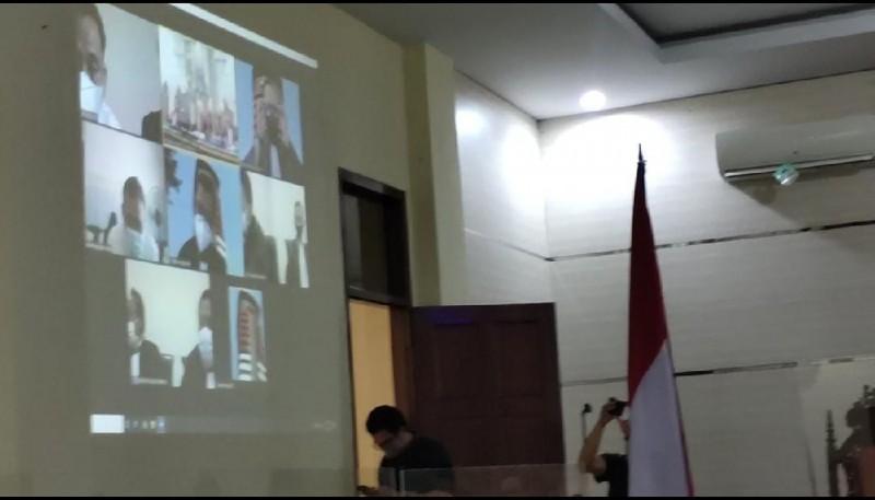 Eks Kadis PUPR Lamsel Divonis 6 Tahun Penjara