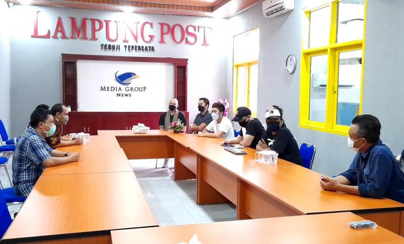 Eksplor Pariwisata dan Budaya Lampung Lewat Film