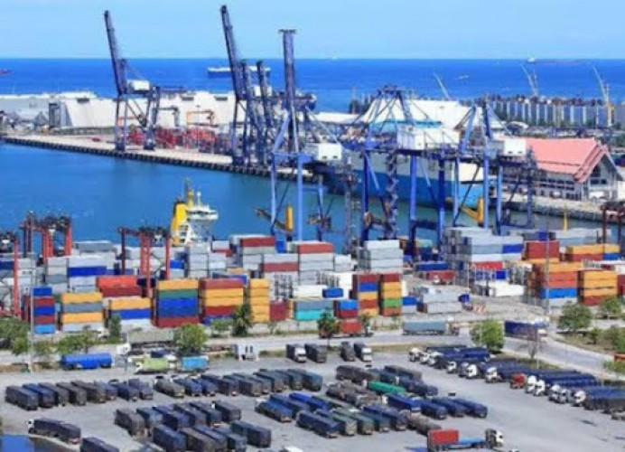 Ekspor Lampung di September 2020 Capai 283,86 Juta Dolar AS