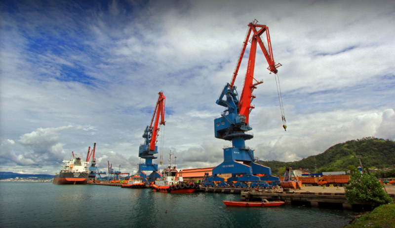 Ekspor Lampung Maret 2021 Capai USD378,52 Juta
