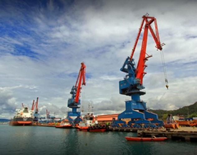 Ekspor Lampung Meningkat Jadi US$282,71 Juta