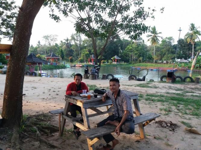 Embung Tanjung Anom Menuju Ideal