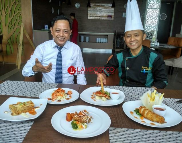 Emersia Hotel Hidangkan Dinner Vaganza