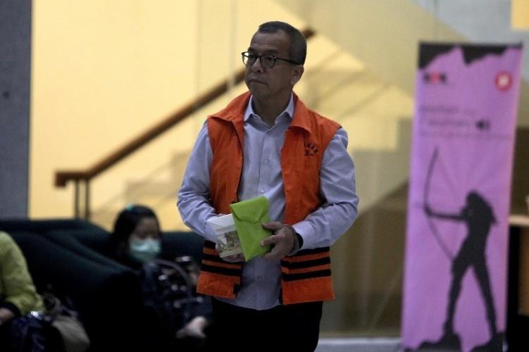 Emirsyah Didakwa Menerima Suap Rp46,3 Miliar