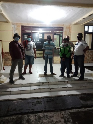 Empat Kali Cabuli Remaja, Oknum Ojol Ditangkap saat Tunggu Penumpang