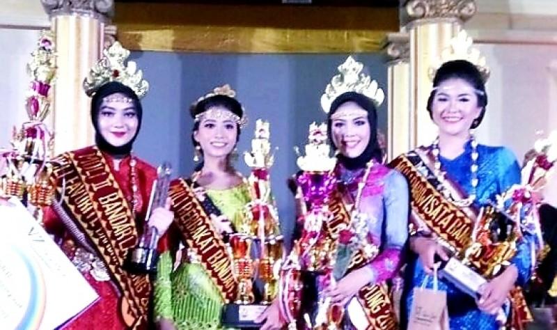Empat Mahasiswa UBL Raih Prestasi di Ajang Muli Mekhanai  Bandar Lampung 2018