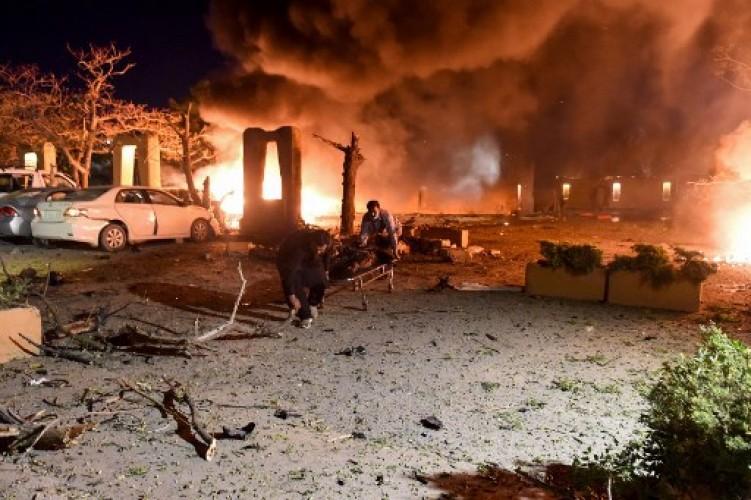 Empat Orang Tewas dalam Ledakan Besar di Pakistan