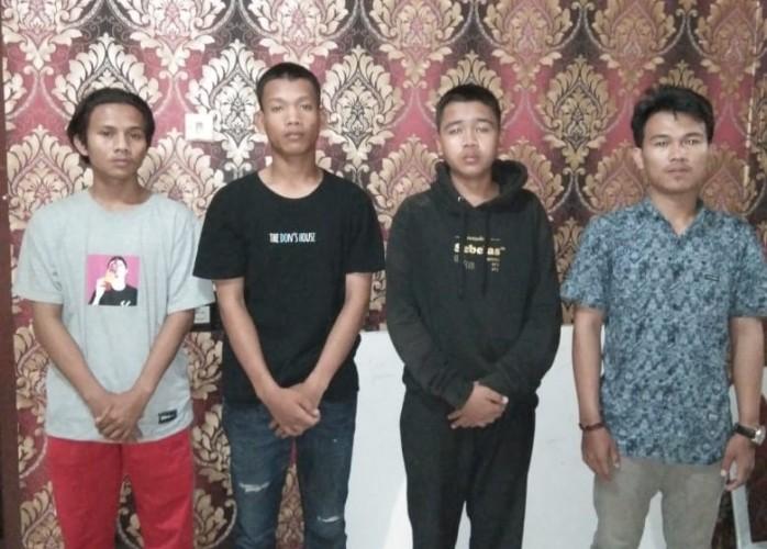 Empat Penganiaya Mahasiswa Polinela Ditangkap, Ini Identitasnya